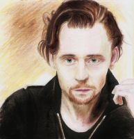 Tom Hiddleston by SchwarzblutSterne