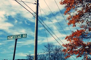 Homestead Road by messofmemoriesxX