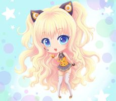 SeeU Chibi ANIMATED by hyacinthess