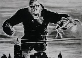 King Kong by astrogoth13
