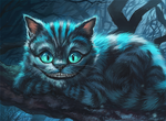Cheshire Cat by Heyriel