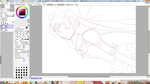 Eternal Sailor Moon Remake WIP by MizukoAoki