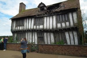 Godric's Hollow by MissNuttyTree