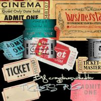 Tickets Png By Me by crazytimeswitheditor