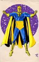 Dr. Fate by jaypiscopo