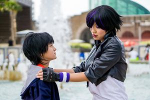 Go Go Comforts Hiro, Big Hero 6 Cosplay by firecloak