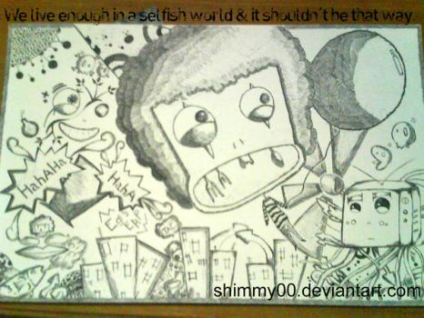mimE imAgination by shimmy00