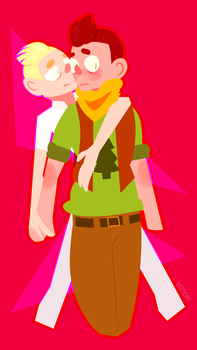 wow more camp camp by weedxat