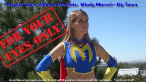 PSW Presents:  Mindy Marvel -  My Town by Project-Superwoman