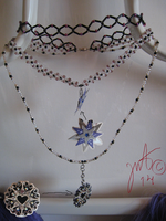 Necklace by Fa113nM00n