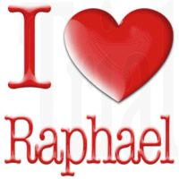 I Love Raphael by YAYProductions