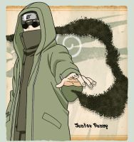 Shino Aburame by juniorbunny