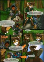 Robin hood page 19 by Micgrol