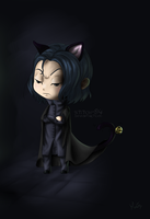 Neko Snape by stitch-84