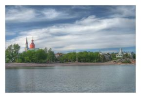 Summer In The City - HDR by Rempstaar