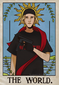 THE WORLD - DYLAN KLEBOLD by psalterium