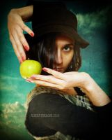 Like Magritte 2 by Alharaca