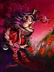 Queen of Hearts by gregbo