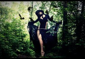 Nocturnal by Ophelia-Noir