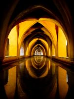 Beautiful Reflection by dhundertwasser