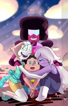 Steven Universe - We.. by Radiant-Grey