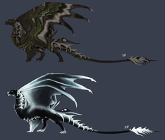 Dragons design - Adoptables Auction OPEN by ShadeDreams