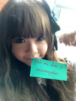Fansign for kevinswagpeters by ArayaSkye