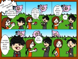 Jimmy and the Gang Comic - 1 by Smashley-XD
