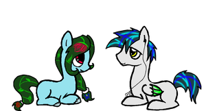 Auction ponys (CLOSED) by FallenFateAdopts
