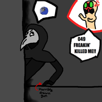 Trouble in SCP Town by DerpySuperHero