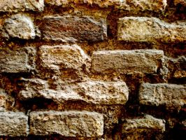 Roman Brick Wall by Roald-Amundsen