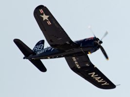 F4U Corsair by gurkenhals