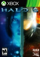 Halo 5 [Box Art] by F1yingPinapp1e