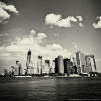 Manhattan by audeladesombres