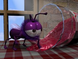 Cartoon Fly 3D by 3DSud