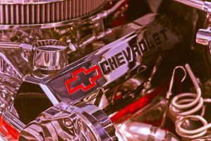 Stock - Chevy Big Block by PaulWhipps