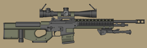 M-14 Chimera Mod by PatTheGunartist
