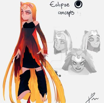 Eclipse concepts by kinom