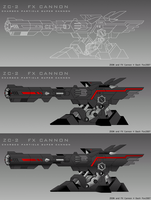 Zeon FX CPS Cannon v2 by Dashster