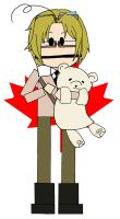 South park style Canada by Rena-Muffin