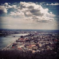 Budapest by siby