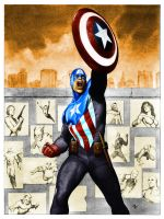 Cap color in progress BY TMD by DONAHUE-t