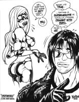 EMPOWERED's perilous query by AdamWarren