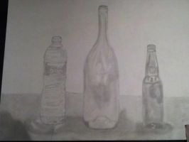 Some Bottles by nick1213mc