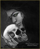 Lovely Bones by Katerina-Art