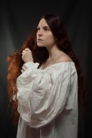 Lady With Redhair1 by LeLePhotography