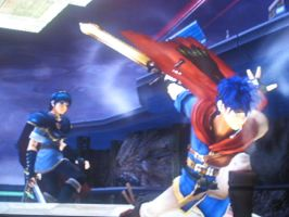 Marth and Ike... by booklover160
