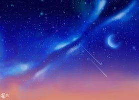 Milky Way by Melinda123