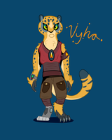 Vyha by Pixel-Coyote