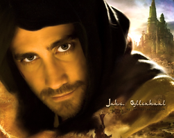 Jake-Dastan. Prince of Persia by Kot1ka